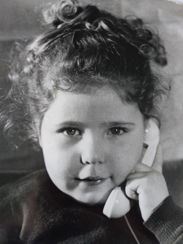 Patricia Picard enfant